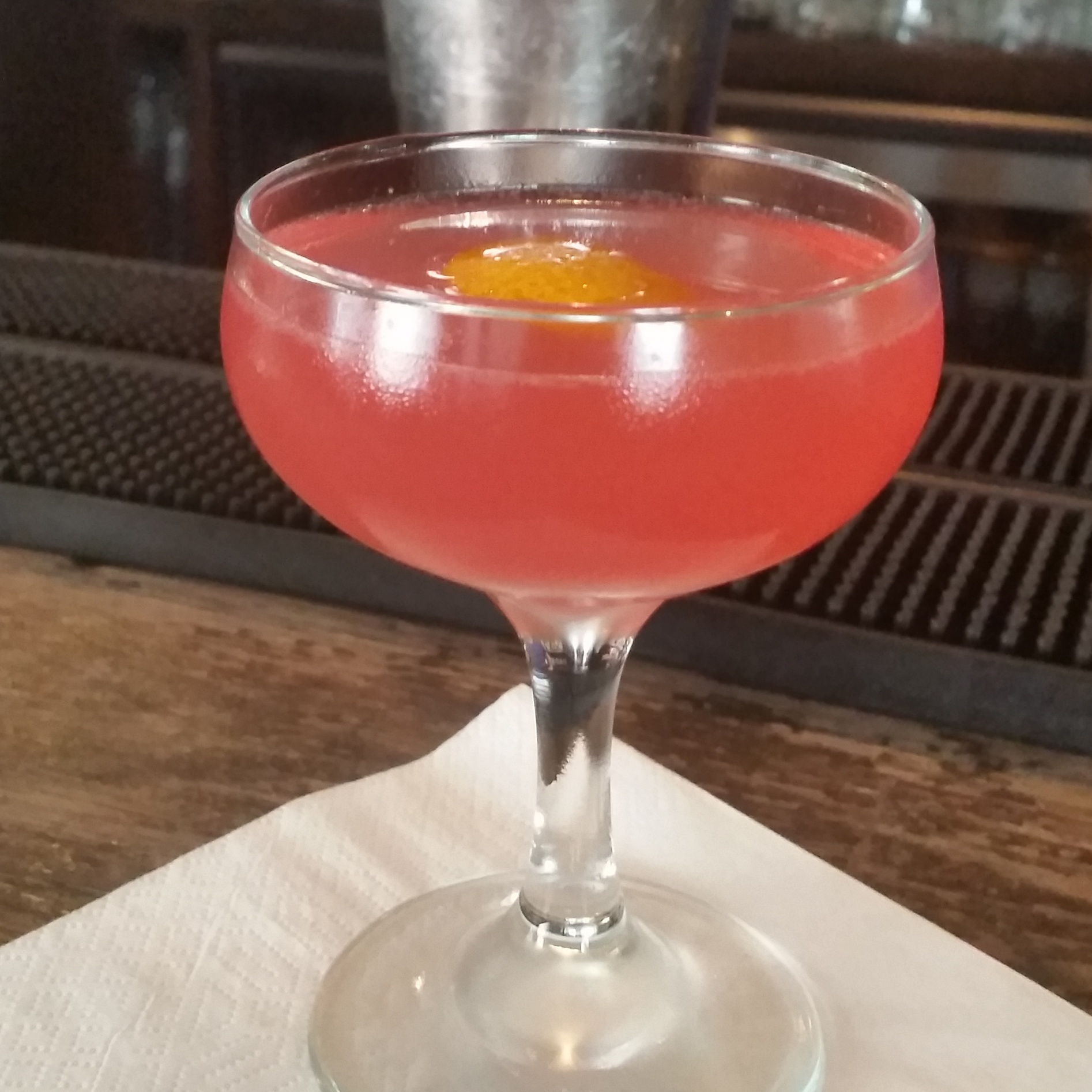 Cosmopolitan at Shaker Bar School