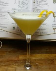 Green Fairy Absinthe Cocktail = Win!