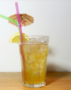Dry January Fail: Punch Back! A Light, Refreshing Rum Punch