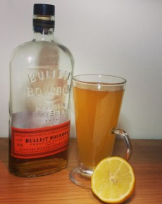 Bourbon Hot Toddy To Soothe Your Throat & Your Soul!