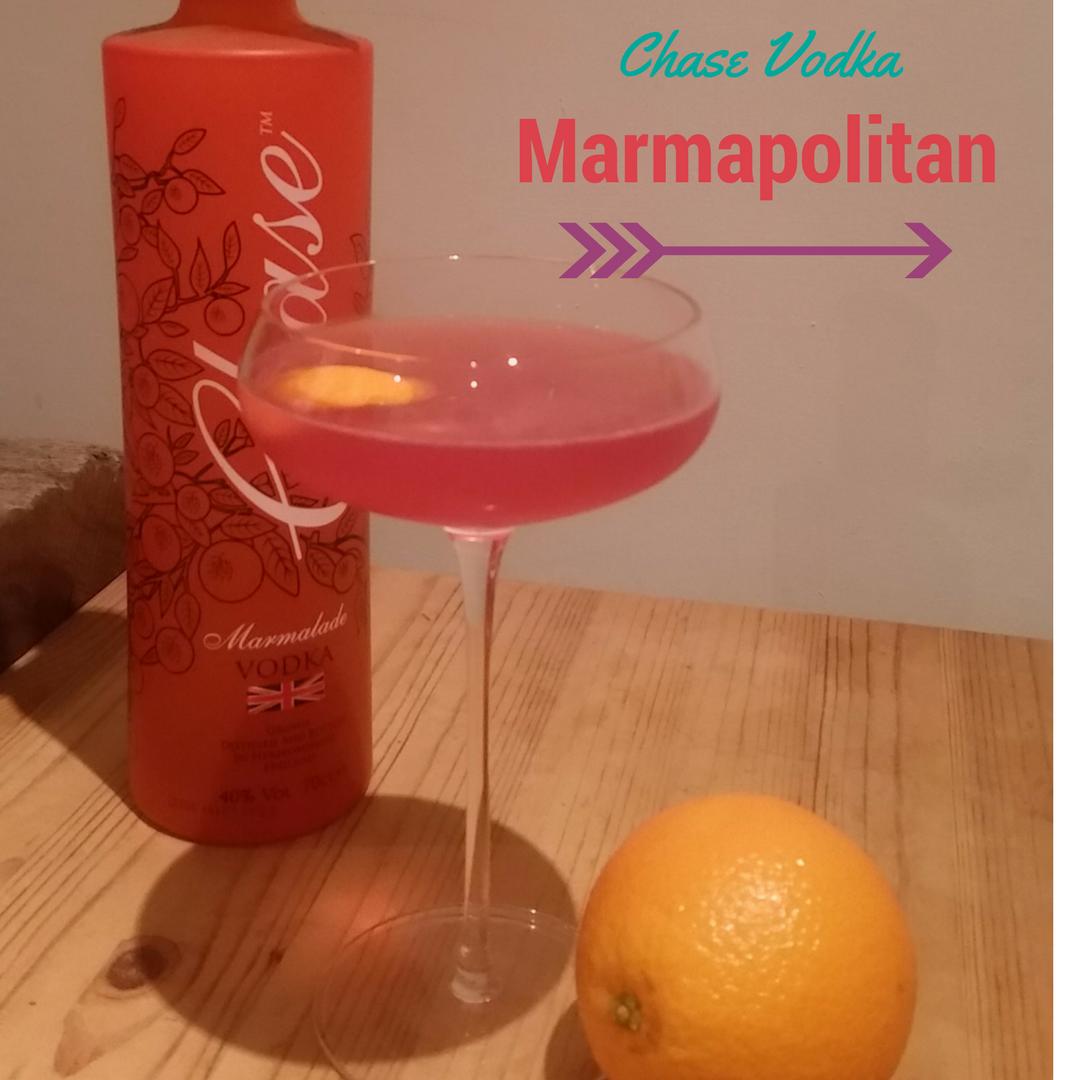 Chase Vodka Marmapolitan